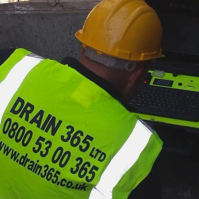 drain surveyor hertfordshire