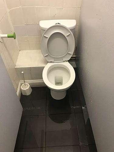 unblocked toilet london & hertfordshire