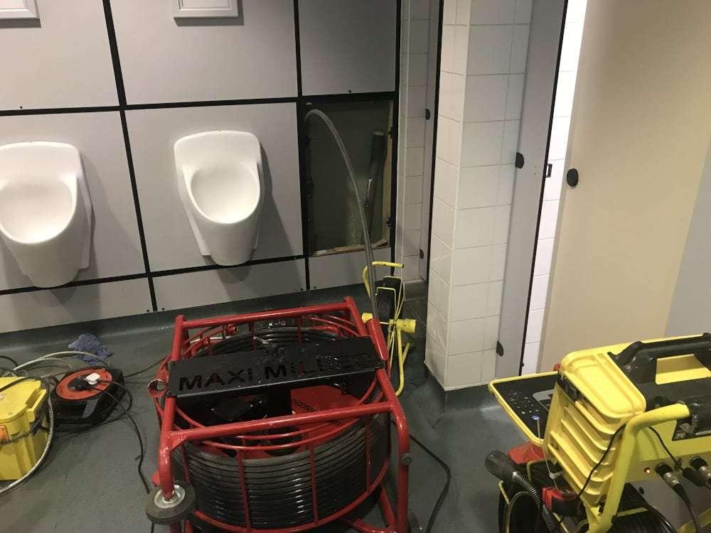 drain maintenance london